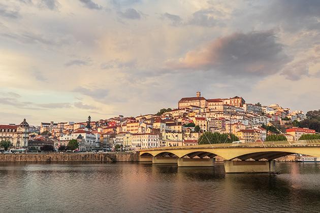 Visit Coimbra